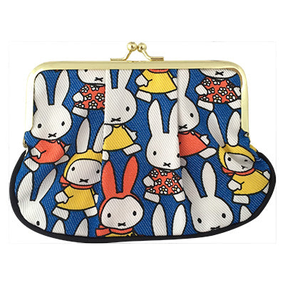 Miffy Pleat Coin Purse