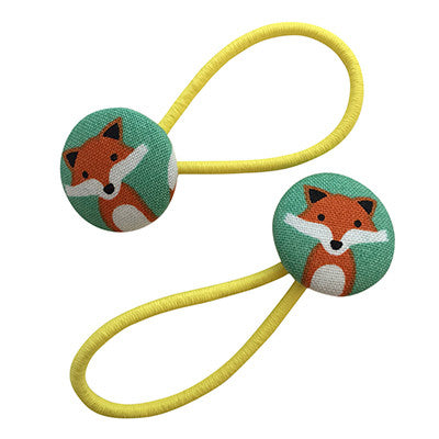 Craft Me Up Mint Fox Hairties