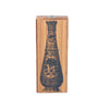 Pony Lane Prahan Wooden Vase