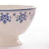 Pony Lane Blue Snowflake Nordic Bowl
