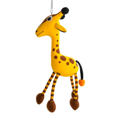 Pony Lane Hanging Animal - Giraffe