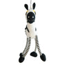 Pony Lane Hanging Animal - Zebra