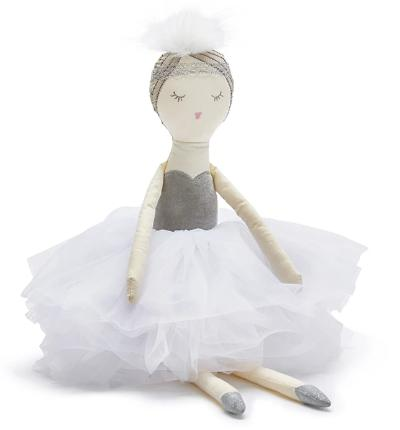 Miss Ada the Dancer Doll