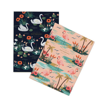 Rifle Paper Co Birds of a Feather Notebook
