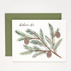 Pony Lane Rifle Paper Co Balsam Fir Card