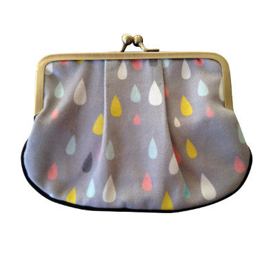 Craft Me Up Summer Raindrop Coin Purse