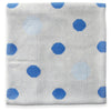 Mint and Me - Polka Dot Baby Blanket