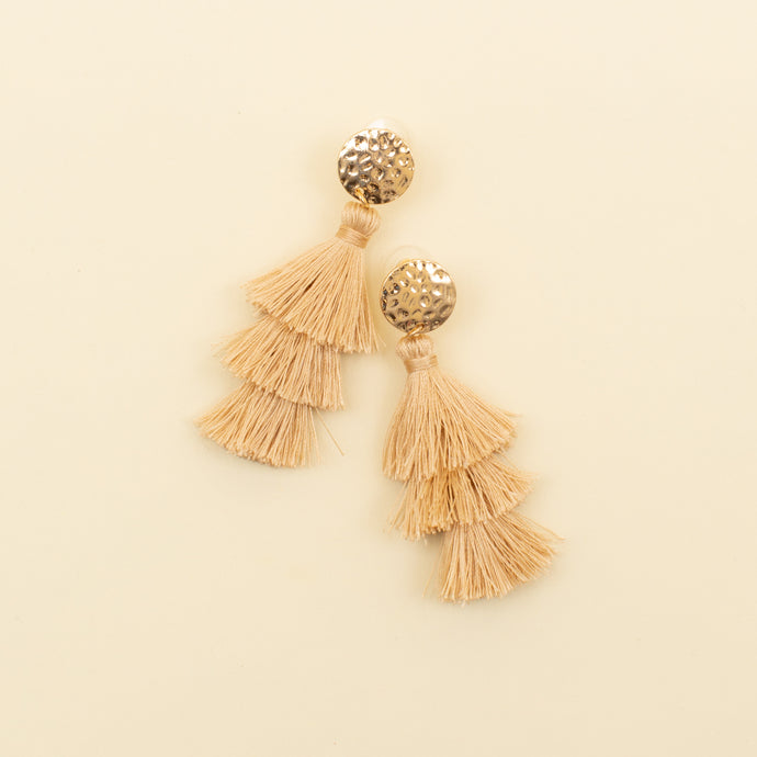 Chapala Tassel Earrings
