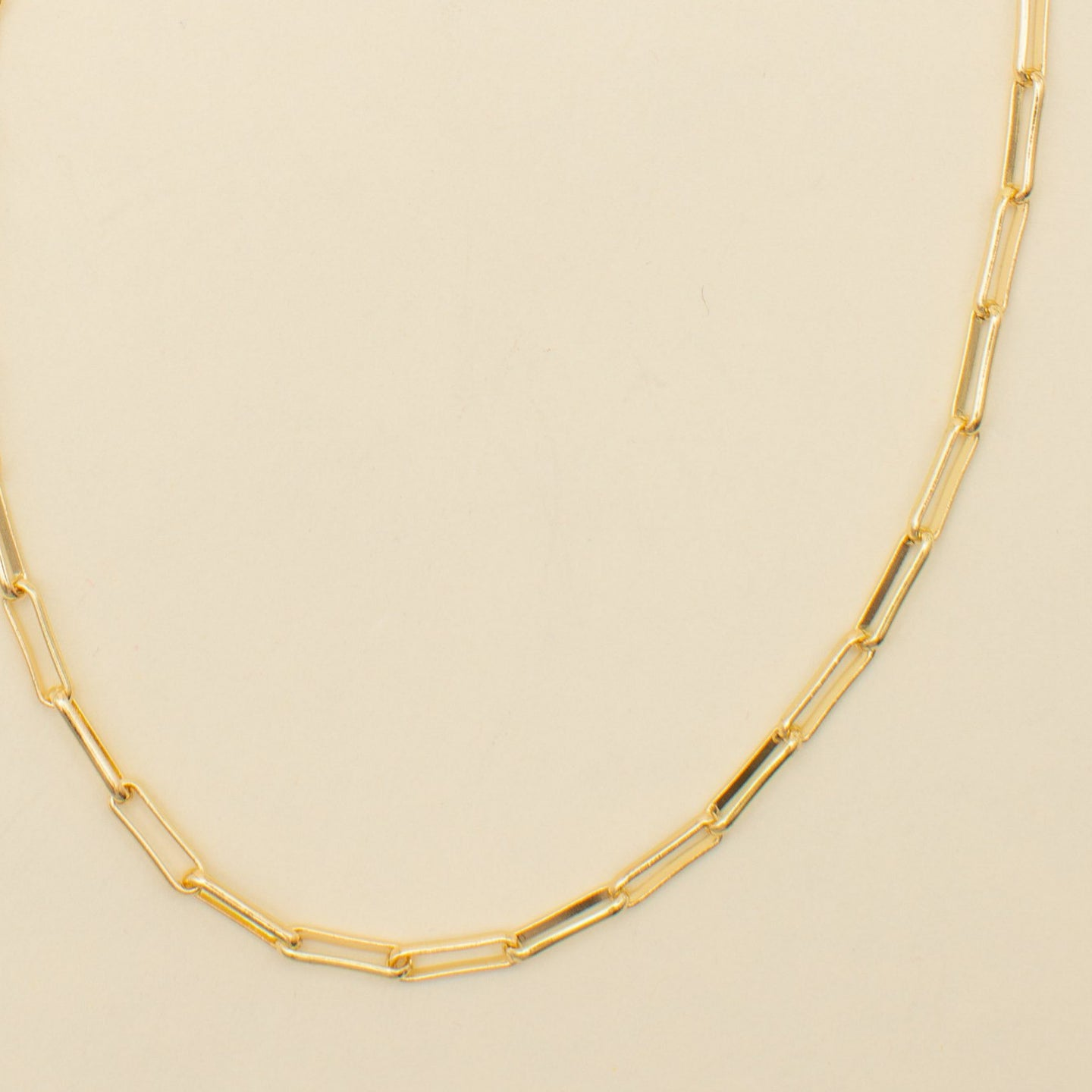 Melrose Rectangle Chain Necklace