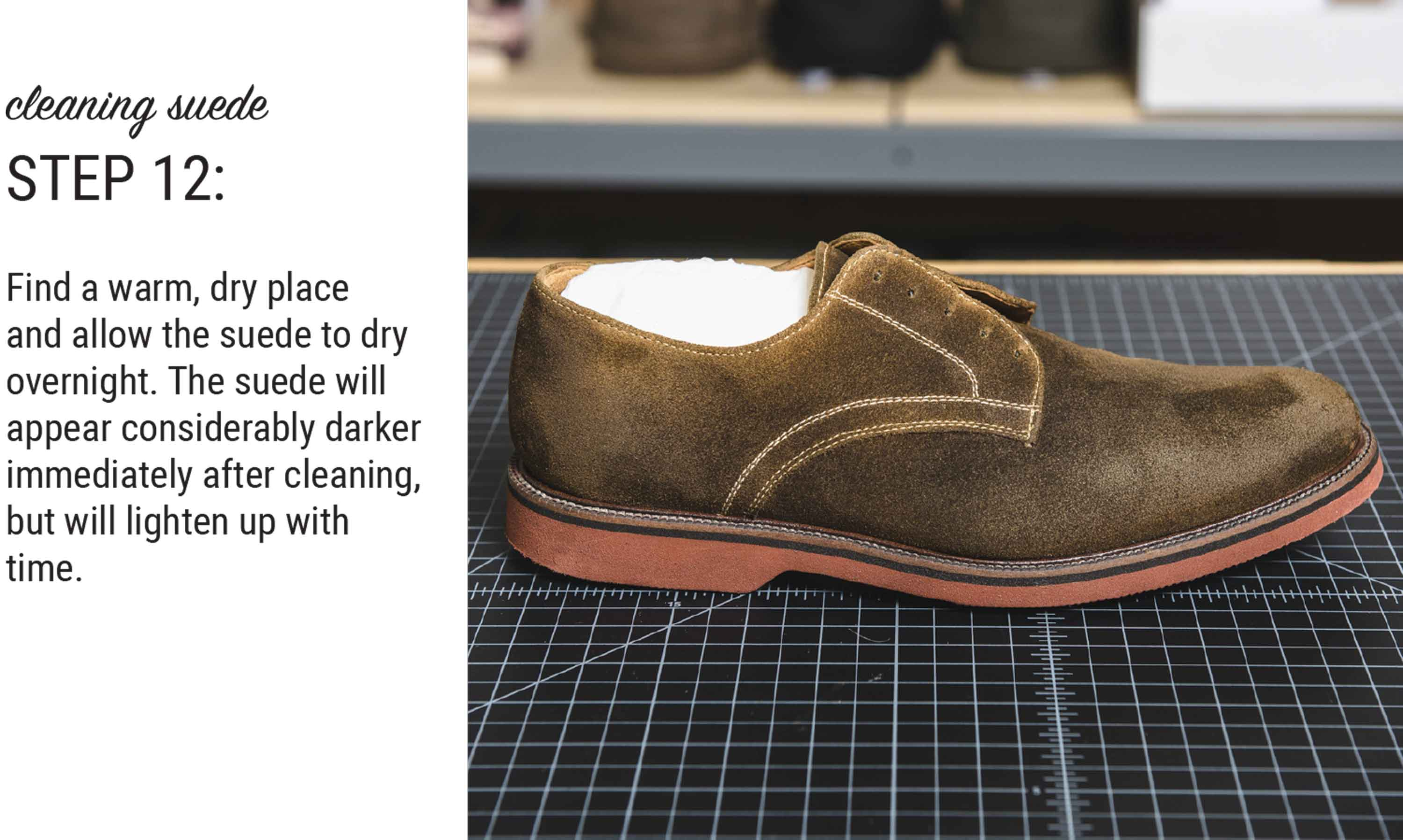 How To Clean Suede Shoes