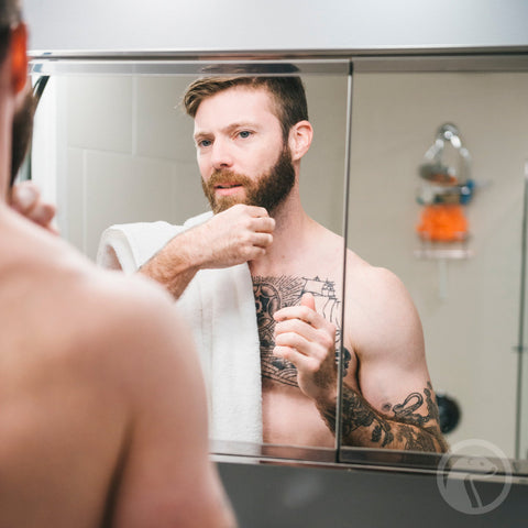 Otter Wax Beard Oil How To Apply
