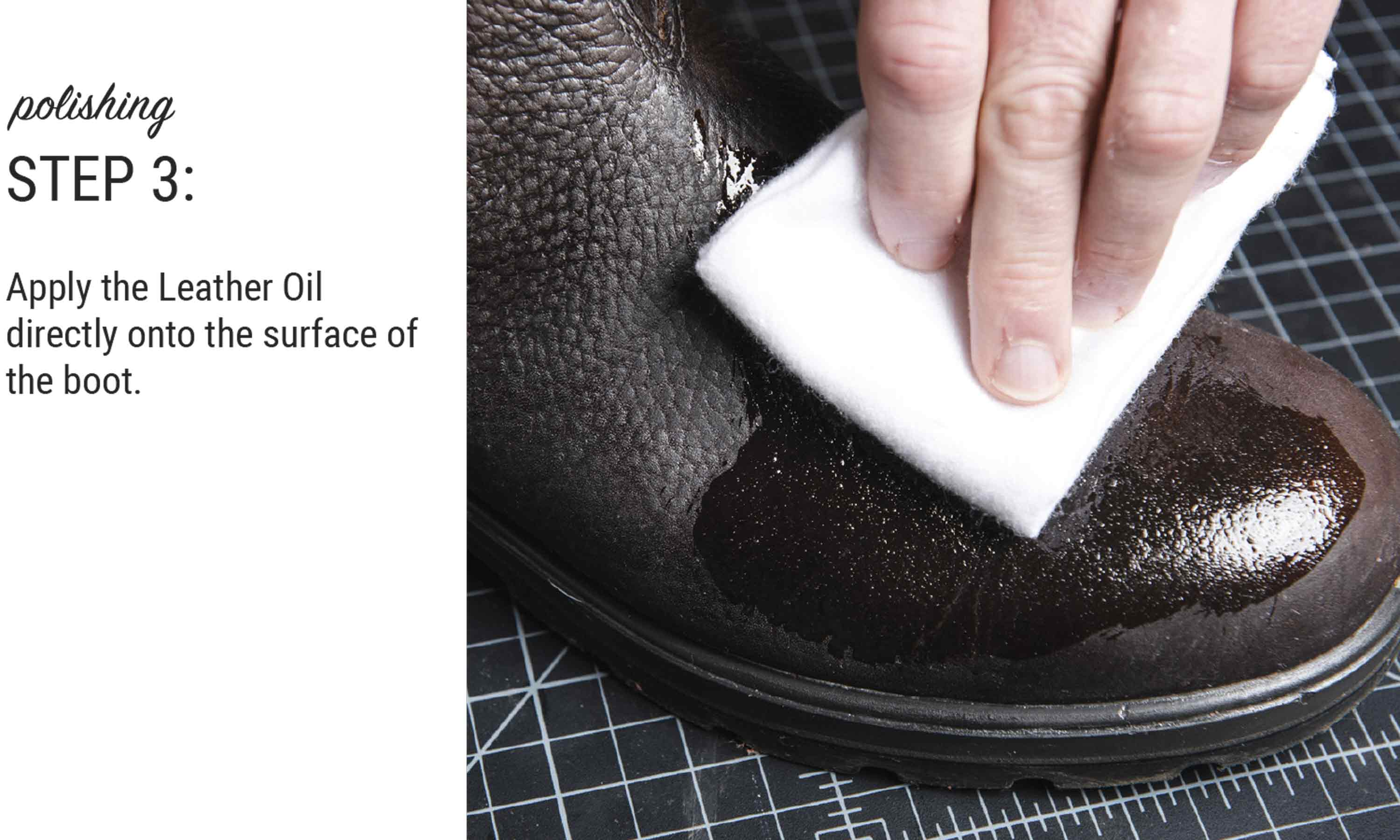 How To Polish Leather Blundstone Boots With Otter Wax Leather Oil