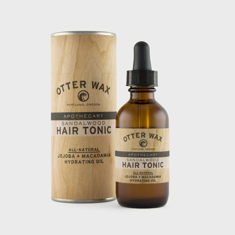 Otter Wax Sandalwood Hair Tonic