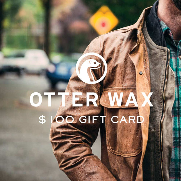 Otter Wax Gift Card