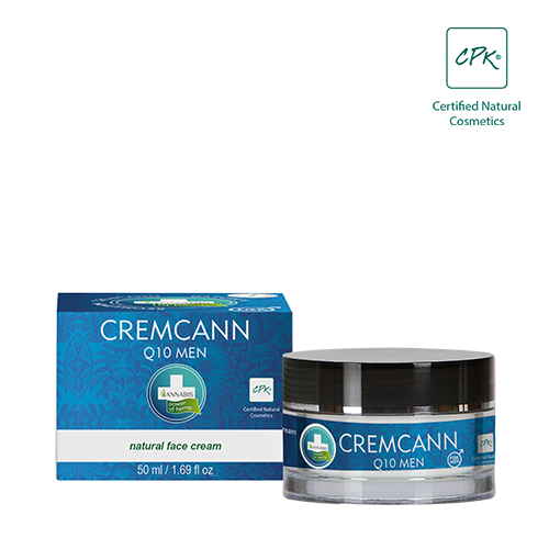Cremcann Q10 for Men Gesichtscreme 50ml-NEUROGOLD