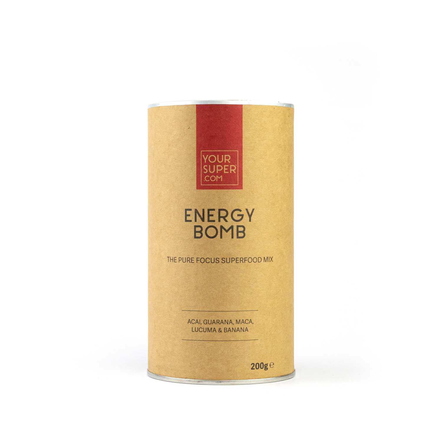Your Superfoods Energy Bomb Mix 200g - NEUROGOLD