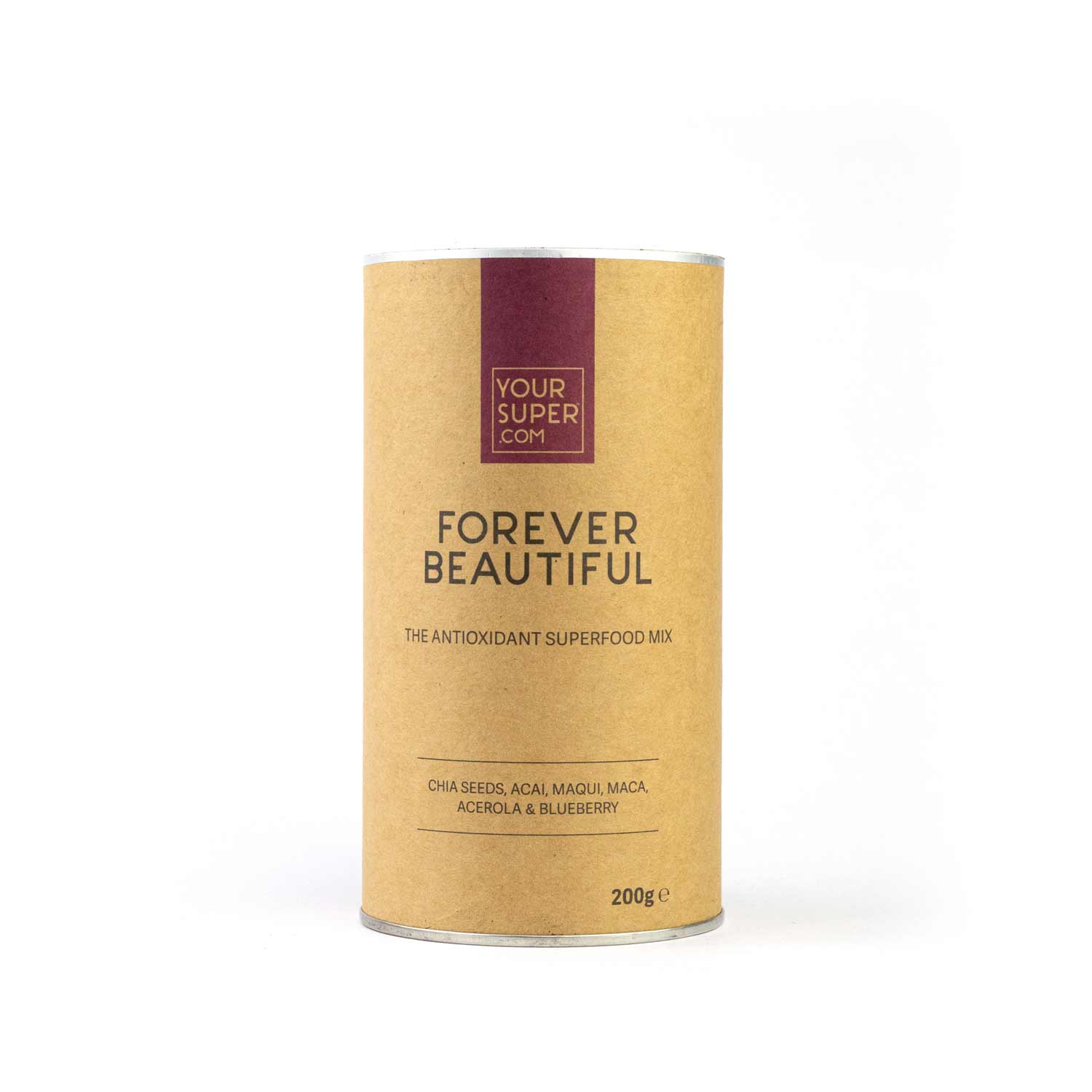 Your Superfoods Forever Beautiful Mix 200g - NEUROGOLD