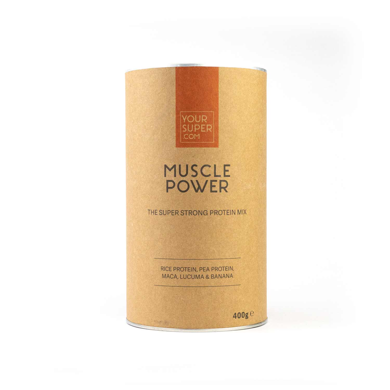 Your Superfoods Muscle Power Mix 400g - NEUROGOLD