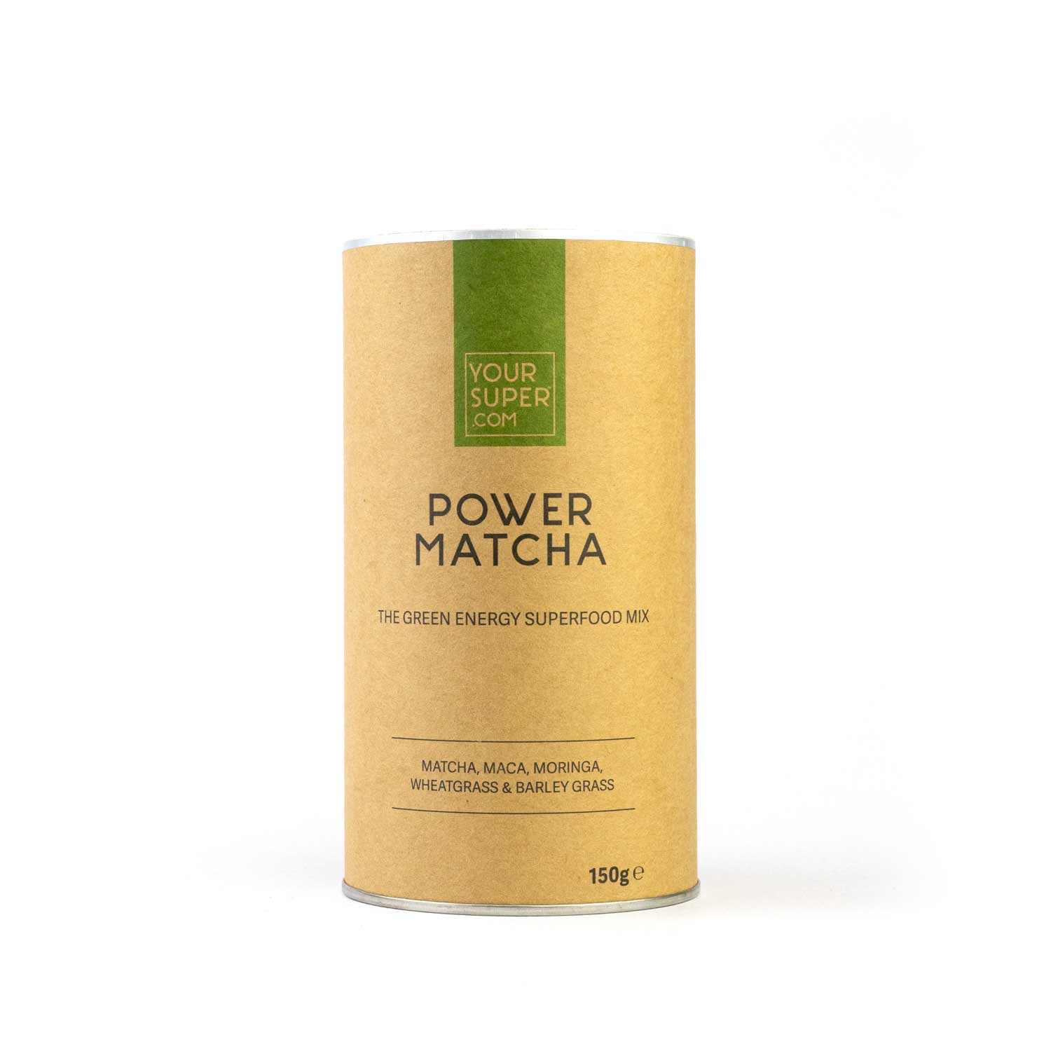 Your Superfoods Power Matcha Mix 150g - NEUROGOLD