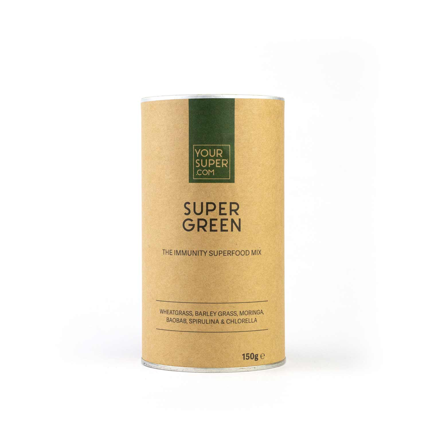 Your Superfoods Super Green Mix 150g - NEUROGOLD
