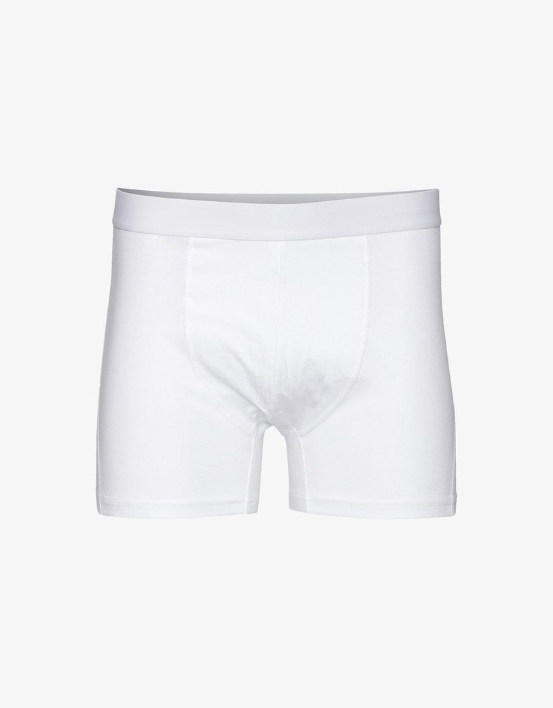 Colorful Standard Classic Organic Boxer Briefs Optical White