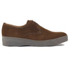 Sanders Lo Top Shoe in Snuff Suede - Steranko Clothing Manchester UK
