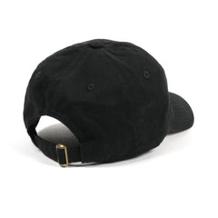 SOB X RBE LOGO DAD HAT - BLACK