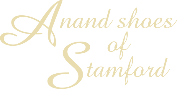 Anand Shoes of Stamford logo