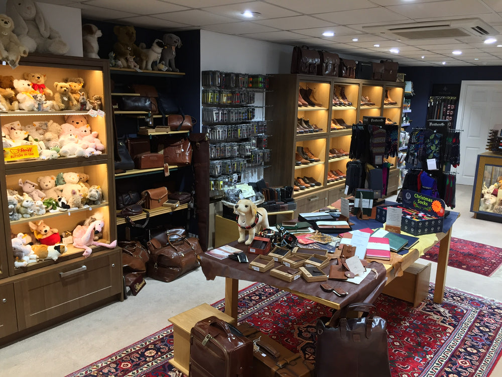 Anand Shoes of Stamford Interior