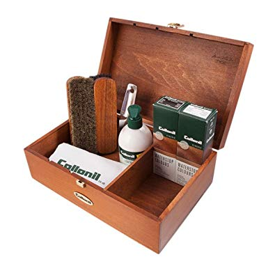 Collonil shoe valet box