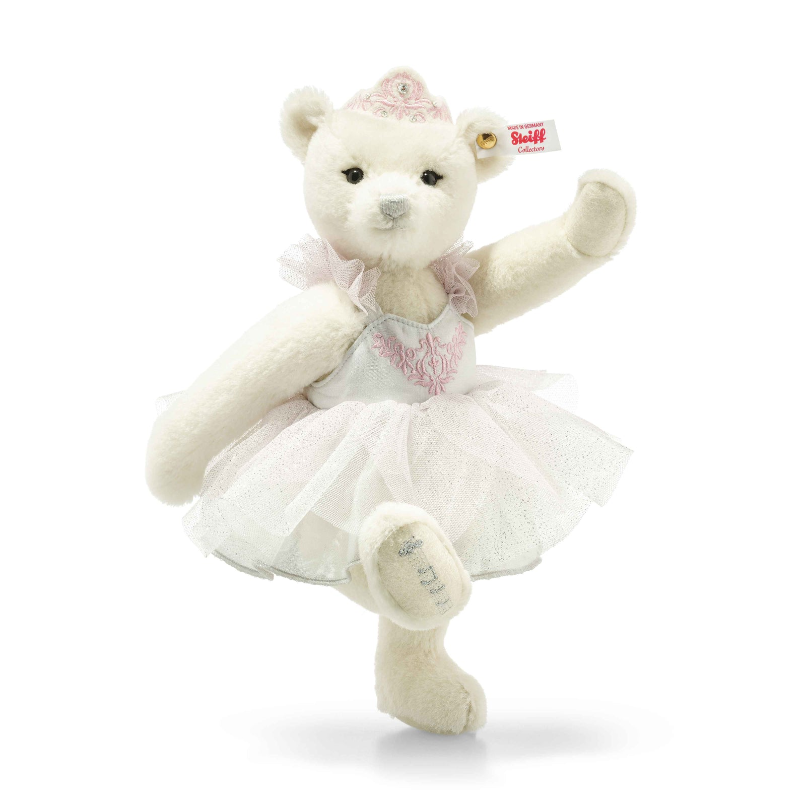 Steiff Sugar Plum Fairy Teddy Bear - EAN 006869