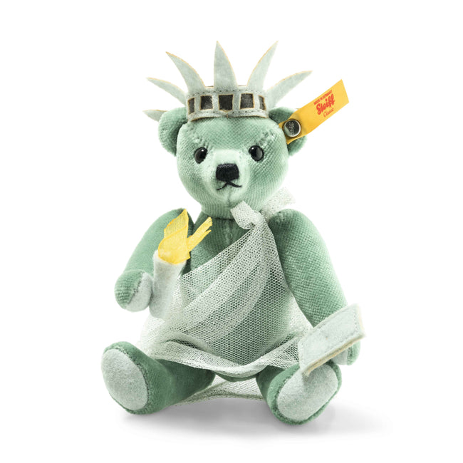 Steiff Great Escapes New York Teddy Bear in a Gift Box - EAN 026874