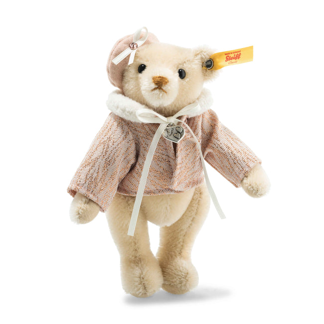 Steiff Great Escapes Paris Teddy Bear in Gift Box - EAN 026881