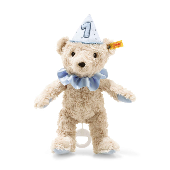 Steiff First Birthday Boy Teddy Bear - EAN 240881