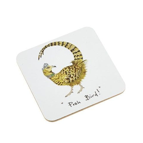 """Wine O'Clock"" Coaster"