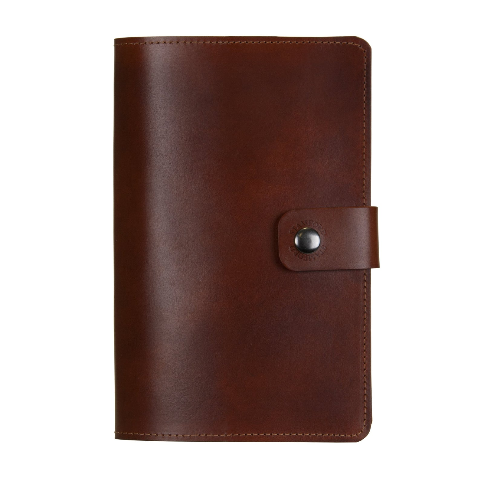 The Burghley Refillable Leather Journal