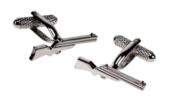 Rifle Cufflinks