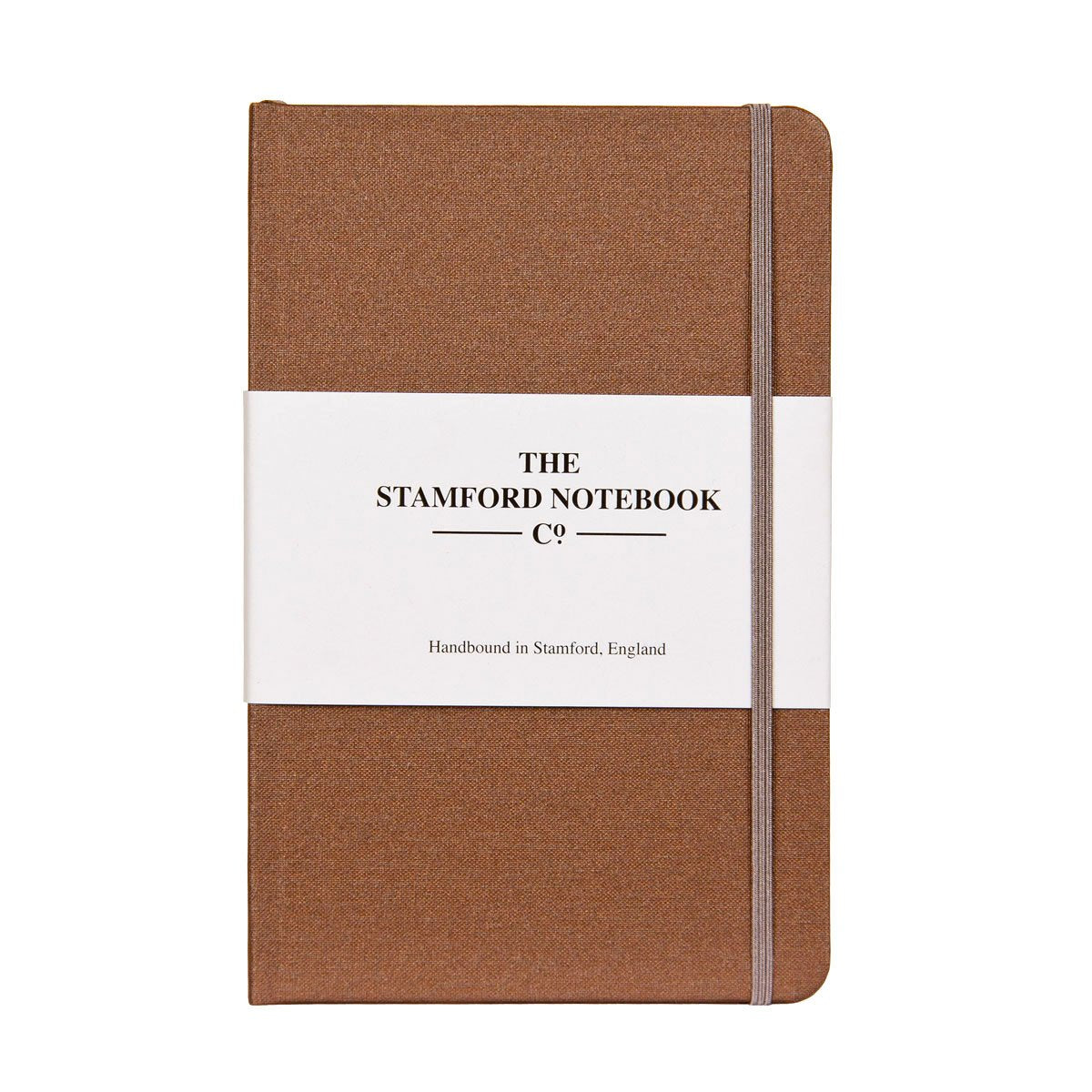 Metallic Buckram Notebook