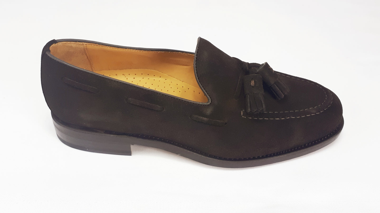 Berwick 8491 Tassel Moccasin - Chocolate