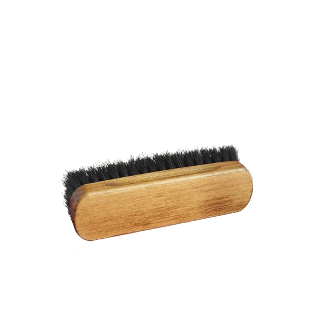 Medium Horse Hair Shoe Polishing Brush