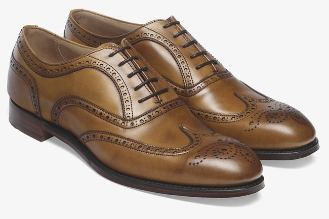 Cheaney Arthur III Original Chestnut Calf