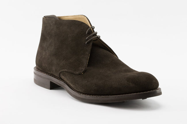 Cheaney Jackie III R Chukka Boot in Brown Suede