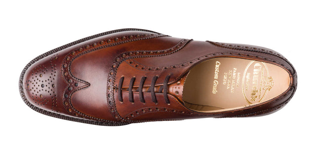 Church's Chetwynd full brogue walnut