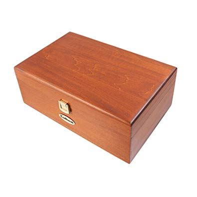 Collonil Dover Wooden Valet Box