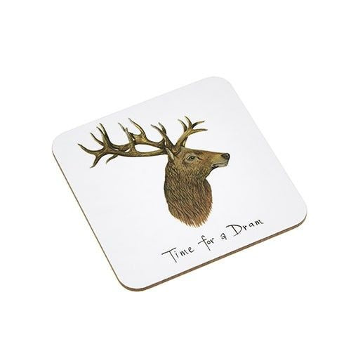 Time for a Dram Coaster