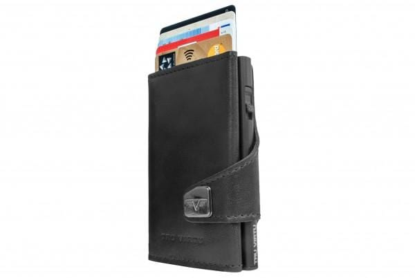Tru Virtu RFID Blocking Click and Slide Wallet