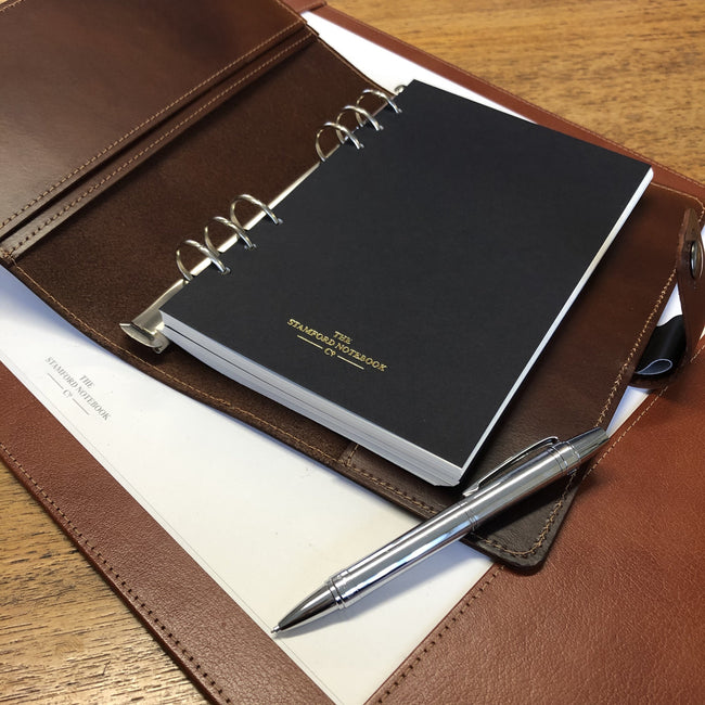 The Burghley Leather Organiser