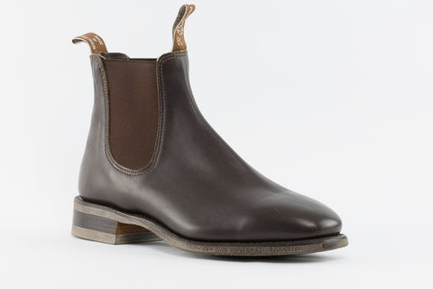 R M Williams Gardener Boots in Brown