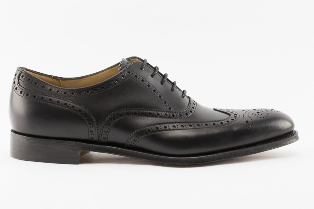 Cheaney Broad II Black