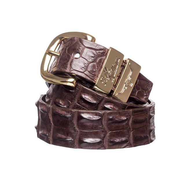 R.M.Williams Saltwater Crocodile Belt
